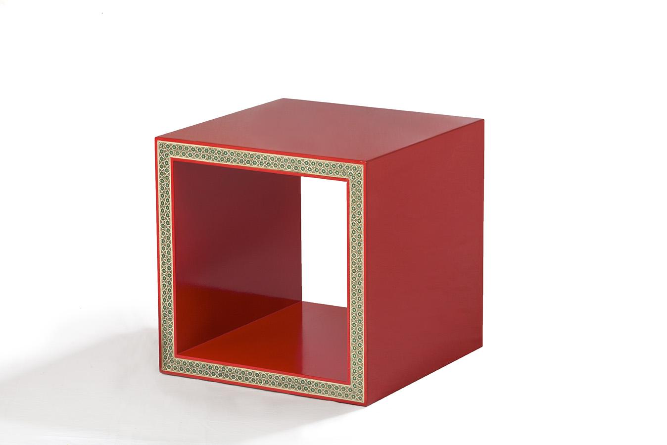 bam cube stool