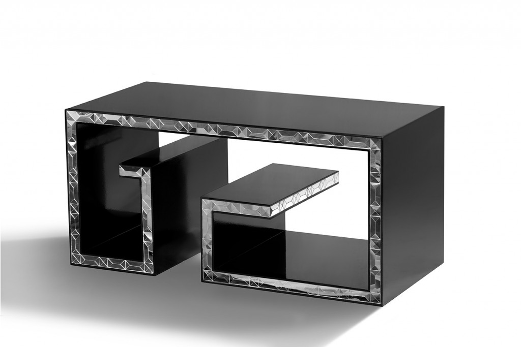 tavoos rectangular coffee table